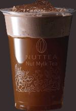 Earl Grey Tea W/ Chocolate Nut Cream