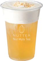 Four Seasons Tea W/ Nut Cream