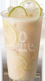 Lemon Nut Mylk