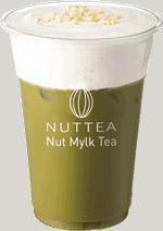 Matcha W/ Nut Cream