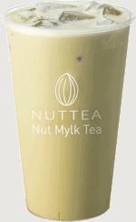 Matcha Nut Mylk Tea