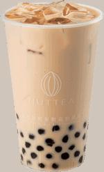Nut Mylk Tea W/ Tapioca Pearls