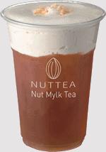 Oolong Tea W/ Nut Cream