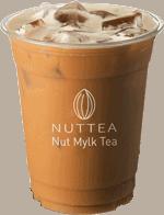 Pour Over Nut Latte W/ Brown Sugar